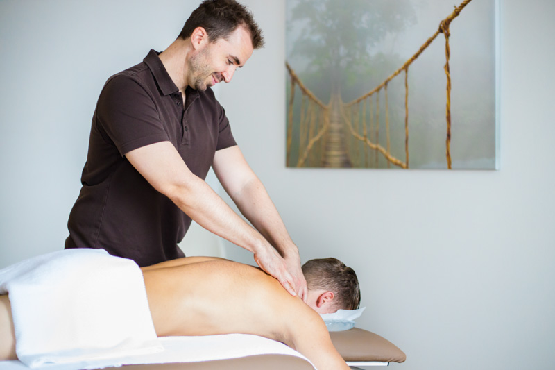 Physiotherapie & Heilpraxis Daniel Bell - Massage